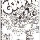 GOOFY FUNNIES #8 COVER ART - Dexter Cockburn Underground Comix