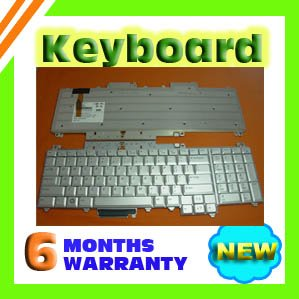 98 NEW DELL Vostro 1700 Dell Inspiron 1720 1721 keyboard silver color