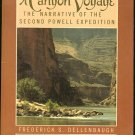 Dellenbaugh Frederick S: A Canyon Voyage A Narrative of the Second Powell Expedition