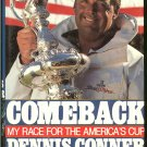 Conner Dennis: Comeback My Race for the Americas Cup