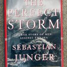 Junger Sebastian: The Perfect storm A True Story of Men Against the Sea