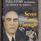 Rickenbacker Edward V Captain: Seven Came Through