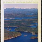 Doris Andersen:   Evergreen islands  the islands of the Inside Passage, Quadra to Malcolm