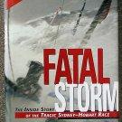 Robert Mundle:   Fatal storm  the inside story of the tragic Sydney-Hobart Race