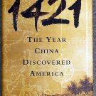Gavin Menzies:   1421  the year China discovered America