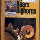 John S Crawford:   Wolves, bears, and bighorns  wilderness observations and experiences of a profess