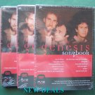 Genesis Songbook Lot of 3 music DVD 801213000890