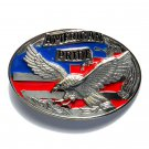 Bald Eagle American Pride Belt Buckle