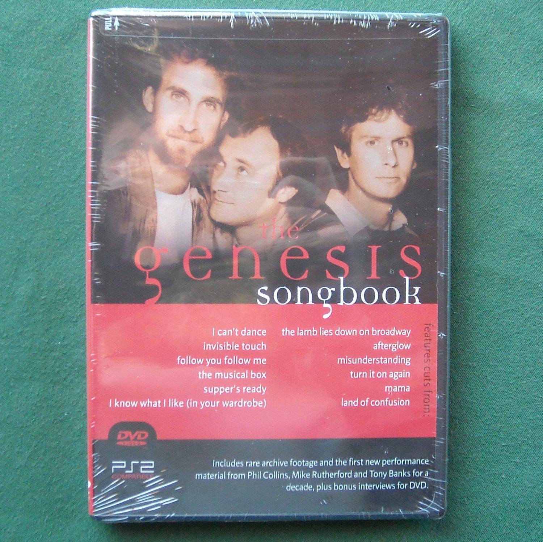 Genesis Songbook music DVD