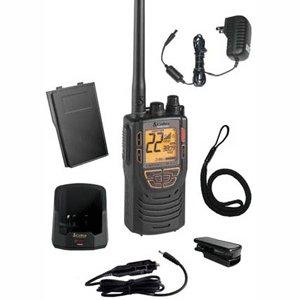 Cobra MR HH425LI VP Handheld GMRS/VHF w/ Digital Voice Recorder