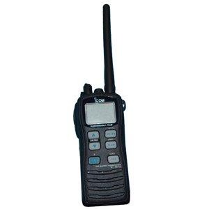 Icom IC - M72 Handheld VHF Marine Transceiver