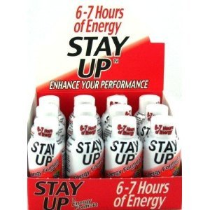 STAY UP Energy Formula 2 oz (24) count