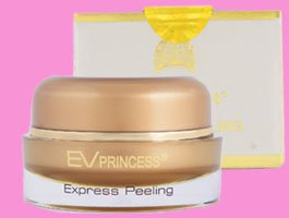 EV-PRINCESS EXPRESS PEELING CREAM [ NEW big Size 20 ml]