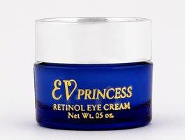 EV-PRINCESS RETINOL EYE CREAM w/Coenzyme Q10