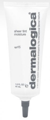 Dermalogica~Sheer Tint Moisture SPF 15 Light [1.3 oz / 40 mL ]