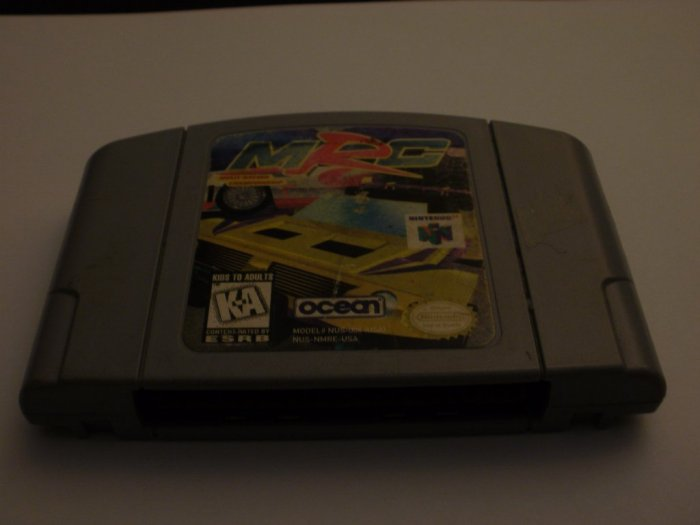 Multi Racing Championship - N64 Nintendo