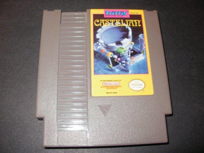 Castelian - Nintendo NES - Uncommon