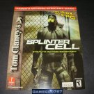 Tom Clancy's Splinter Cell Official Strategy Guide