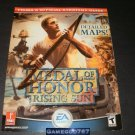 Medal of Honor - Rising Sun Official Strategy Guide