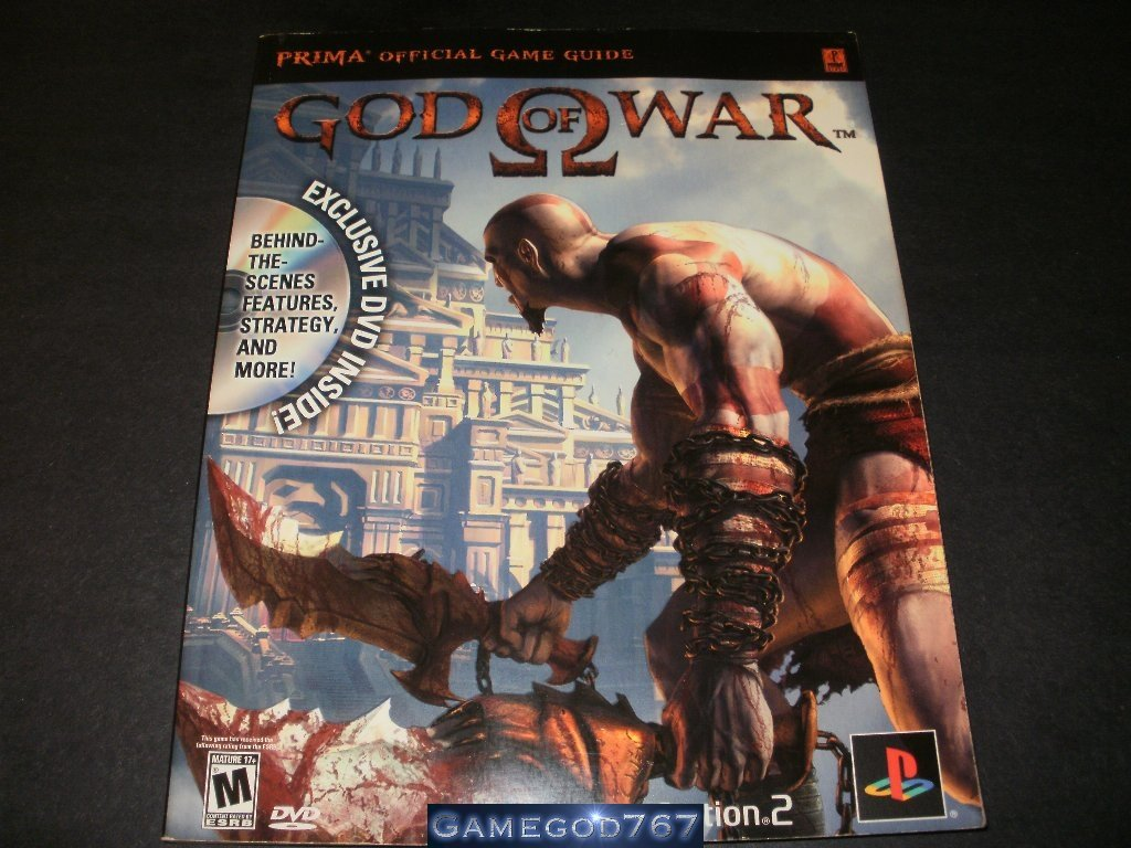 God of War Official Strategy Guide