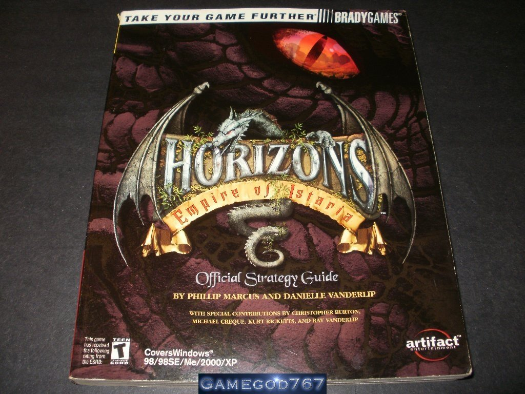 Horizons: Empires of Istaria Official Strategy Guide