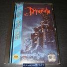 Bram Stoker's Dracula - Sega CD - Complete CIB