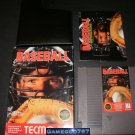 Tecmo Baseball - Nintendo NES - Complete CIB