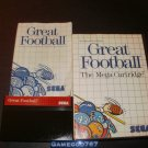 Great Football - Sega Master System - Complete CIB