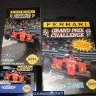 Ferrari Grand Prix Challenge - Sega Genesis - Complete CIB