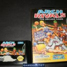 Arch Rivals - Sega Genesis - With Box