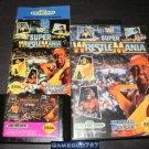 WWF Super Wrestlemania - Sega Genesis - Complete CIB