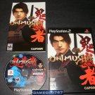 Onimusha Warlords - Sony PS2 - Complete CIB