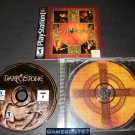 Dark Stone - Sony PS1 - Complete CIB