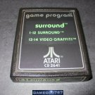 Surround - Atari 2600 - Text Label Version