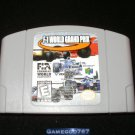 F-1 World Grand Prix - N64 Nintendo