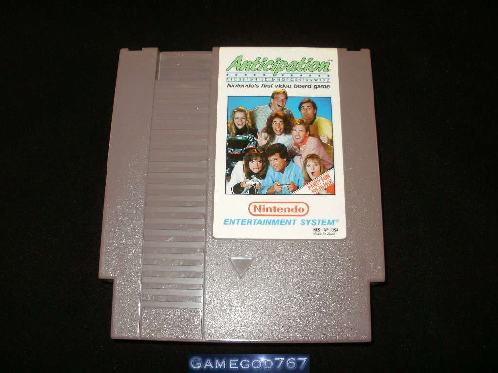 Anticipation - Nintendo NES