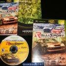 RalliSport Challenge - Xbox - Complete CIB