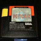 Skitchin - Sega Genesis
