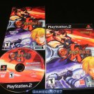 Guilty Gear X2 - Sony PS2 - Complete CIB - Rare