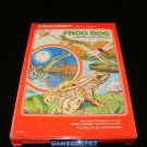 Frog Bog - Mattel Intellivision - Complete CIB