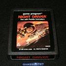 Night Driver - Atari 2600