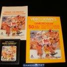 Video Olympics - Atari 2600 - Complete