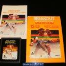 Breakout - Atari 2600 - Complete