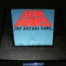 Star Wars The Arcade Game - Atari 5200 - Rare