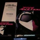 Zone Ranger - Atari 5200 - Complete CIB - Rare