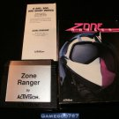 Zone Ranger - Atari 5200 - Complete CIB - Rare Silver Label Version
