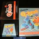 Q*bert - Atari 5200 - Complete CIB
