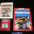 Midnight Magic - Atari 2600 - Complete CIB