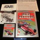 Pole Position - Atari 2600 - Complete CIB