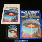 Space Invaders - Atari 2600 - Complete CIB